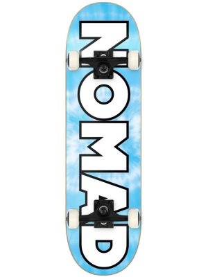 Skateboard Nomad Chrome Dye blue
