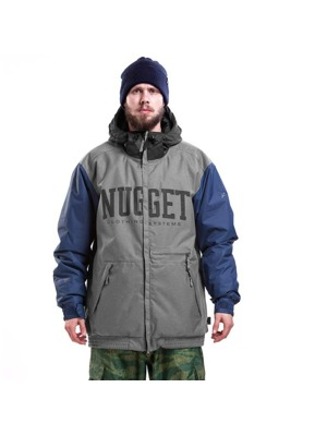 Pánská bunda Nugget Union gray/ navy/ black