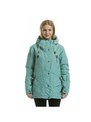 Dámská bunda Nugget Anja 2 Jacket F - Heather Mint