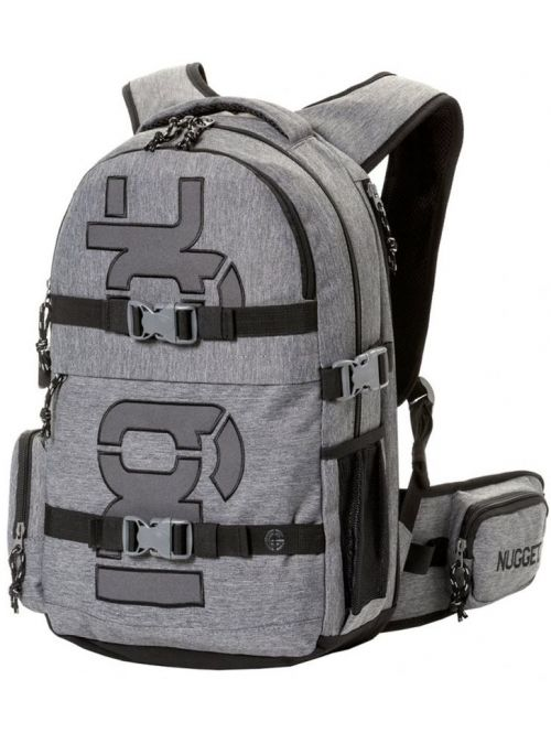 Batoh Nugget Arbiter 4 light heather grey 30l