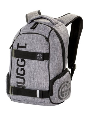 Batoh Nugget Bradley 2 heather grey 24l