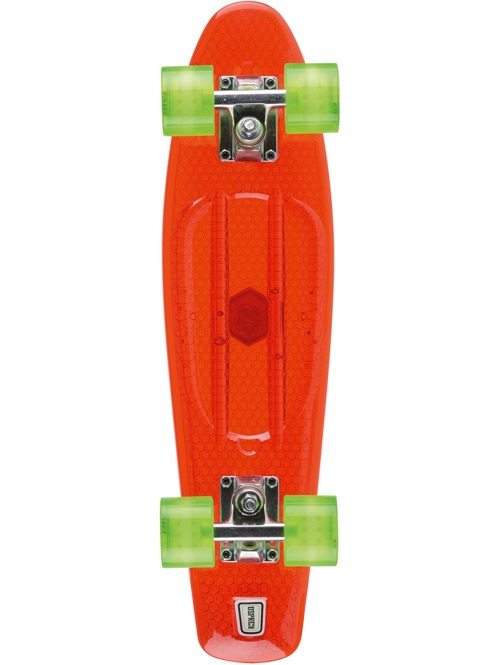 Skateboard Osprey Retro Red z kategorie Mini longboard, cruiser.