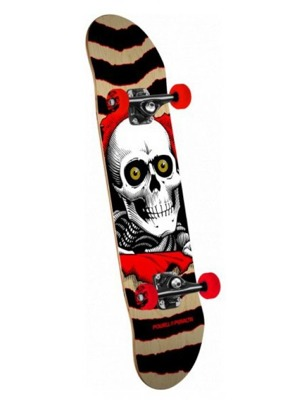 Skateboard Powell Peralta Ripper one off assembly - 8 x 32.125