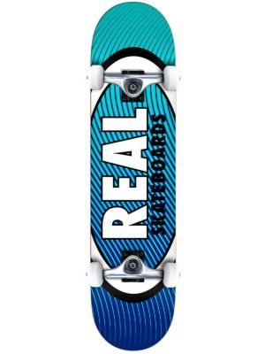 Skateboard Real Oval Heatwave 8,0