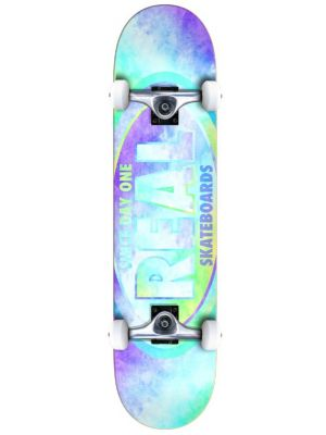 Skateboard Real Oval Watercolor 7,75