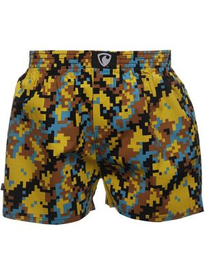 Boxerky Represent exclusive Ali digital emotions yellow