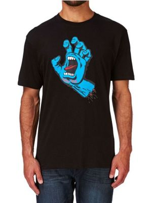 Pánské tričko Santa Cruz Screaming Hand black