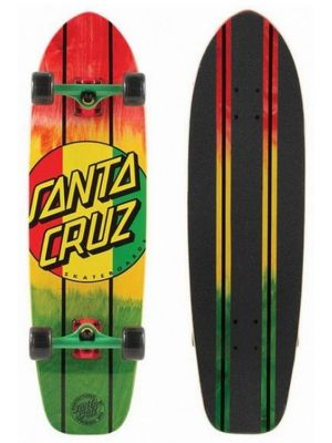 Cruiser Santa Cruz Rasta Dot 33