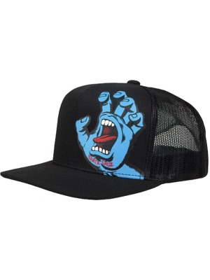 Kšiltovka Santa Cruz Screaming hand Mesh black