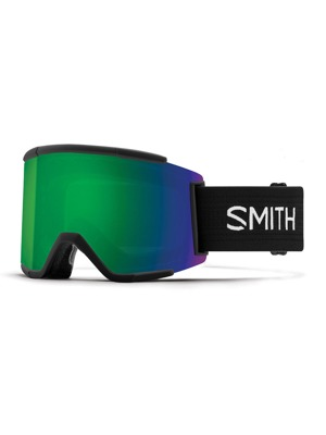 Brýle Smith Squad XL 17/18 black green/yellow