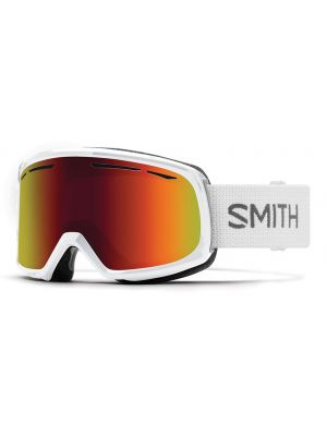 Brýle Smith Drift white red Sol-X mirror 19/20