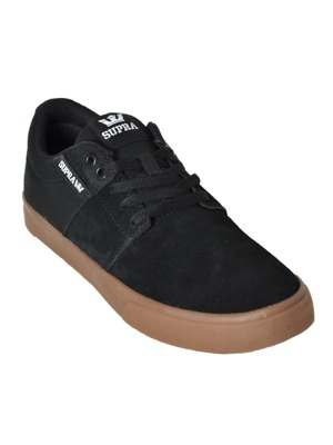 Boty Supra Stacks Vulc II black/ gum