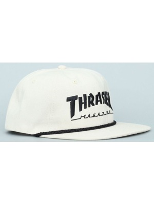 Kšiltovka Thrasher Rope Snapback canvas