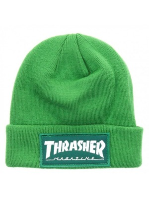 Kulich Thrasher Patch green