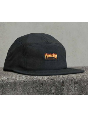 Kšiltovka Thrasher Flame Logo 5-panel