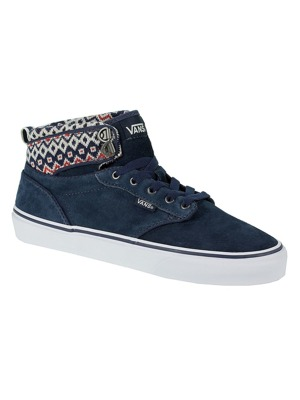 Boty Vans Atwood Hi W Mte navy/ off white