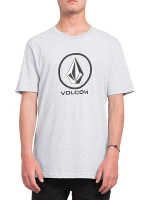 Tričko Volcom Crisp Stone Heather Grey