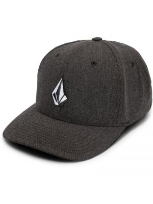 Kšiltovka Volcom Full Stone Hthr Xfit Charcoal Heather
