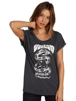 Tričko Volcom Radical Daze Charcoal Heather