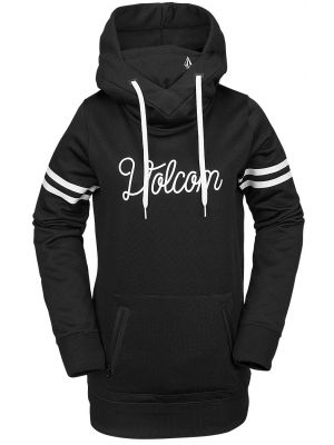 Mikina Volcom Spring Shred Hoody Black