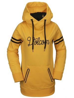 Mikina Volcom Spring Shred Hoody Yellow