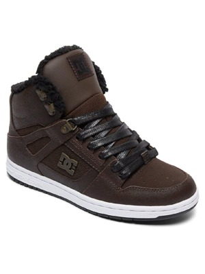 Boty DC Rebound High Wnt brown chocolate