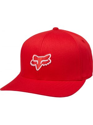 Kšiltovka Fox Legacy Flexfit Hat dark red