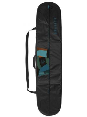 Obal na snowboard Gravity Empatic jr. 19/20 black