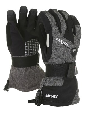 Rukavice Level Half Pipe Gore-Tex anthracite