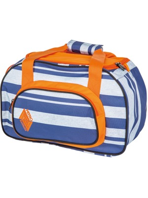 Taška Nitro Duffle bag xs heather stripe