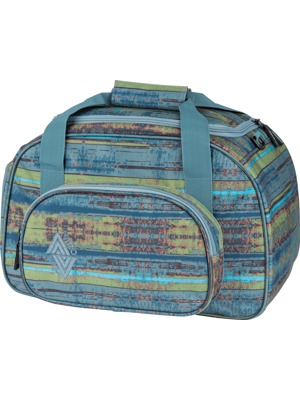 Taška Nitro Duffle Bag Xs Frequency Blue