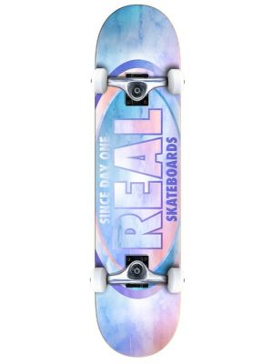 Skateboard Real Oval Watercolor 8,0