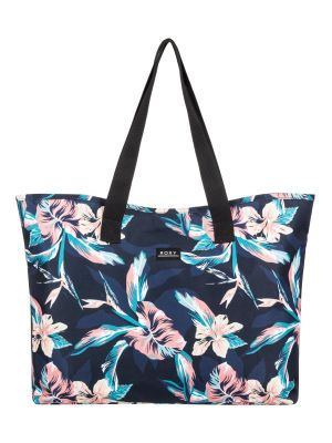 Taška Roxy Wildflower Printed anthracite tropicoco