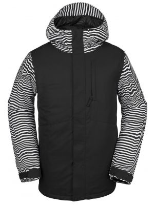 Bunda Volcom 17Forty Ins Black Stripe