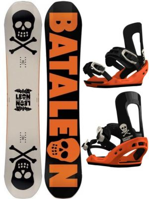 Snowboard set Bataleon Blow 18/19