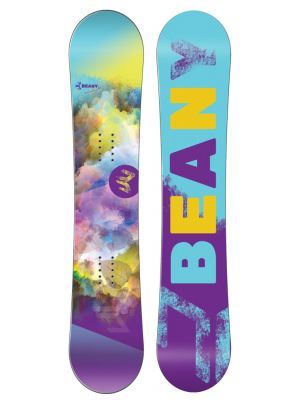 Snowboard Beany Meadow