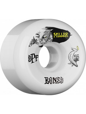 Kolečka Bones SPF Miller guilty cat  P5