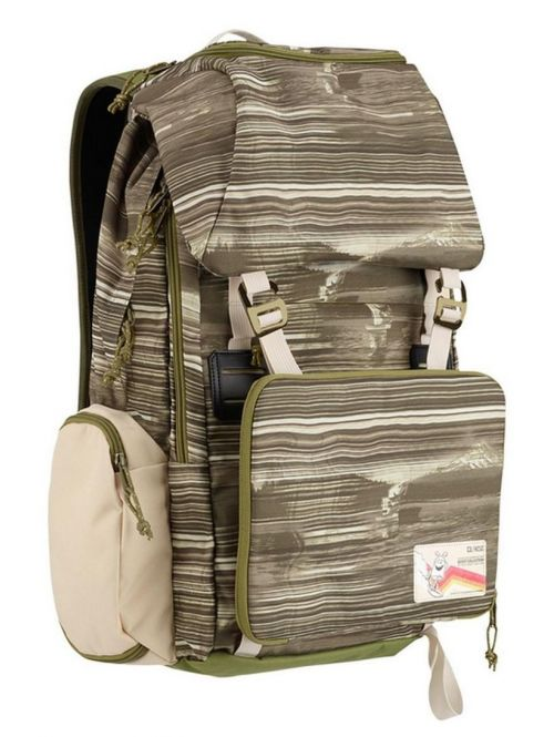 Batoh Burton HCSC Shred Scout tan 26l