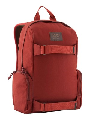 Batoh Burton Emphasis fired brick twill 26l