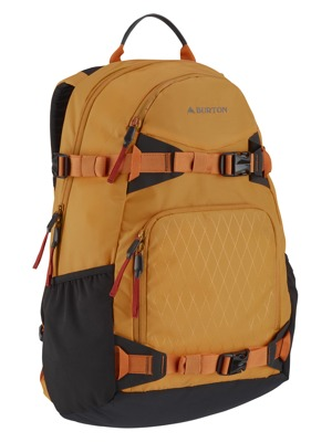 Batoh Burton Riders golden oak heather 25l
