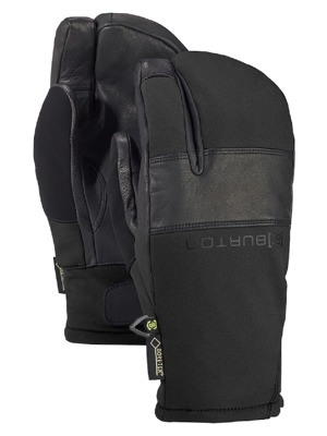 Pánské rukavice Burton Gore‑Tex Clutch mitt true black