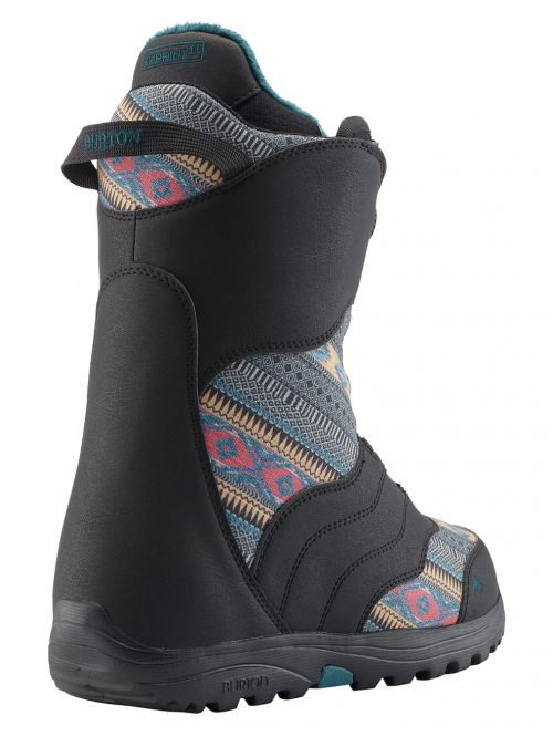 Dámské boty Burton Mint Boa black multi 18 19  176a780fc1