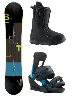 82a4d095e Snowboard komplety Burton | Boardmania.cz