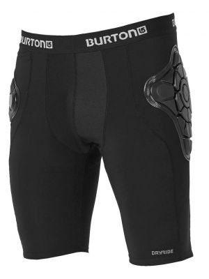 Chránič kostrče Burton Total Impact Short True Black