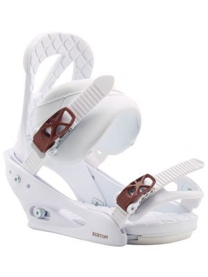 Vázání Burton Stiletto white 19/20