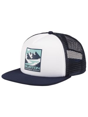 Kšiltovka Burton I-80 Trucker Hat Dress Blue
