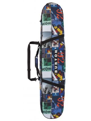 Obal na snowboard Burton Space Sack Catalog Collage Print