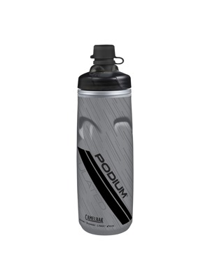 Láhev CamelBak Podium Chill Dirt Series stealth 0,6 l