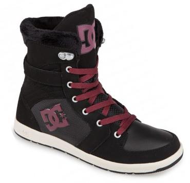 Boty zimní DC Shoes  56b1e7a31c