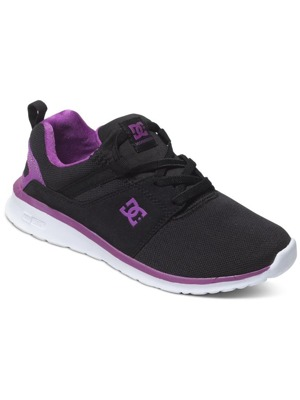 Boty DC Heathrow black/ purple